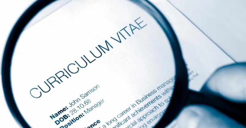Thiết kế một mẫu CV đẹp, ấn tượng, bạn cần nhớ những gì?