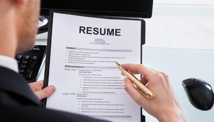 Cách viết đơn xin việc chuẩn không cần chỉnh