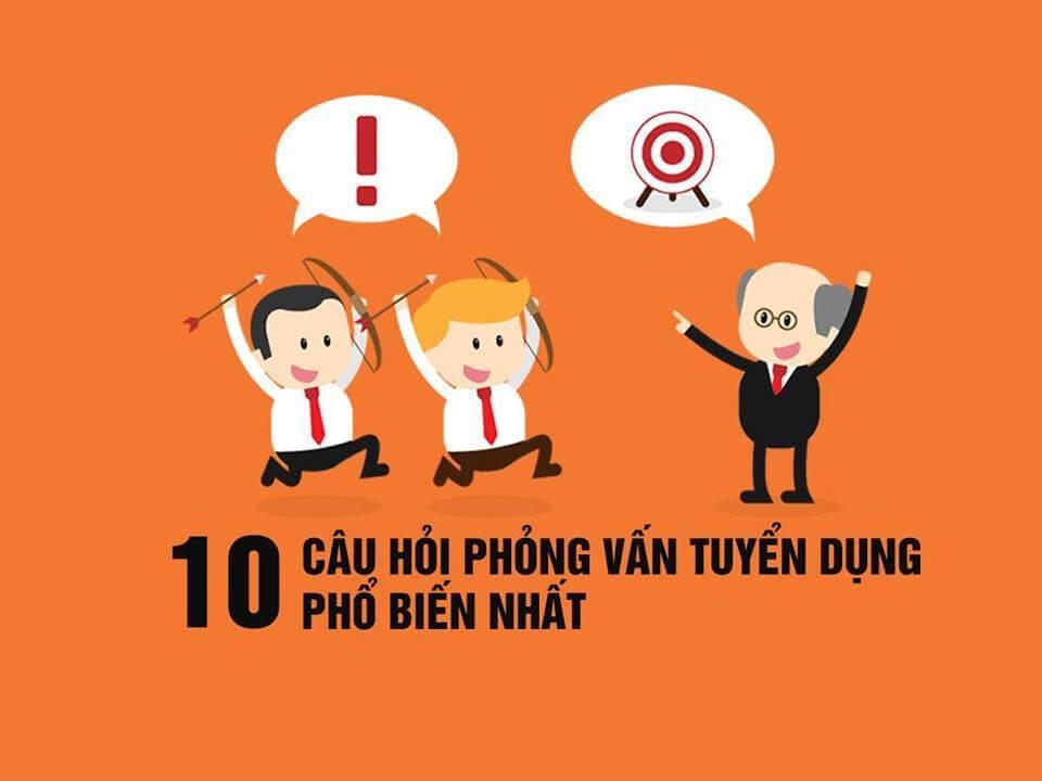 """10 cách trả lời phỏng vấn """"ăn điểm"""" đối với nhà tuyển dụng"""