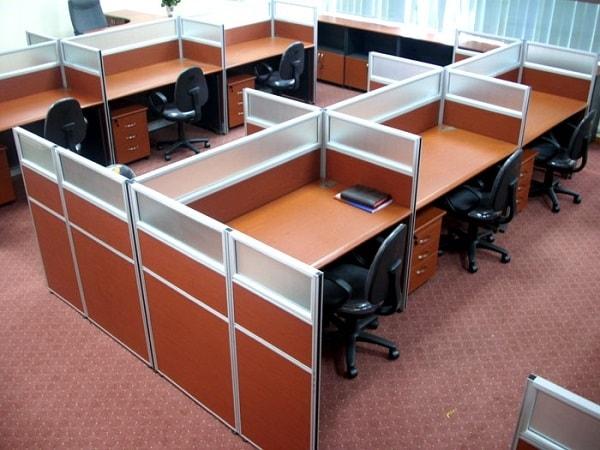 Gợi ý cách thiết kế nội thất văn phòng hiện đại mà tiết kiệm.