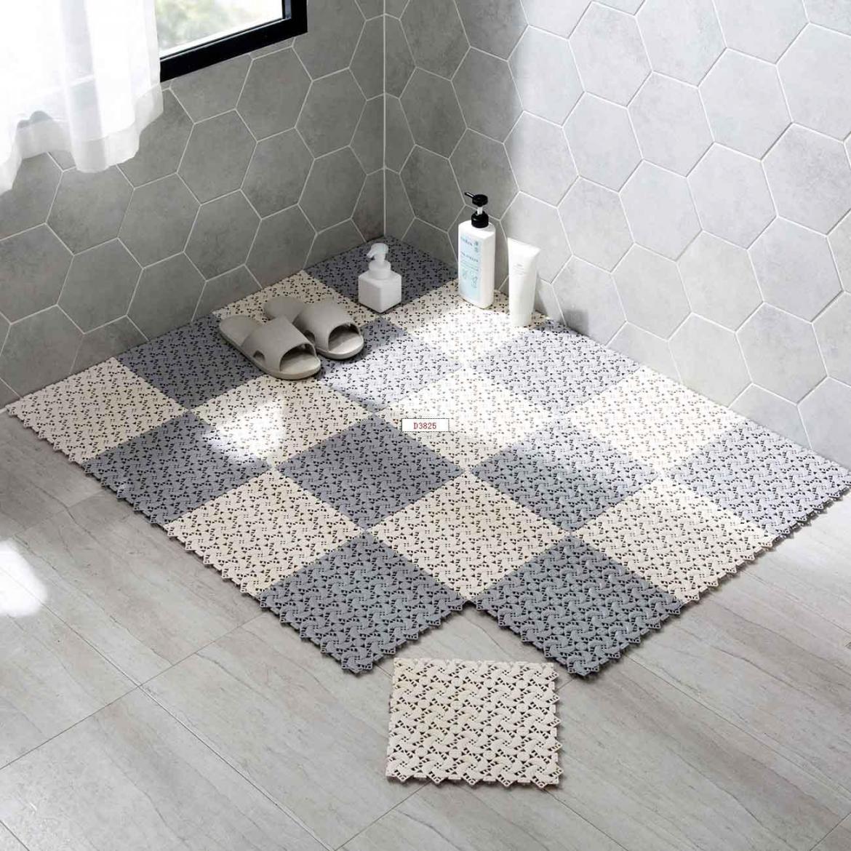 Kinh nghiệm lựa chọn thảm nhà tắm đẹp và phù hợp cho phòng tắm