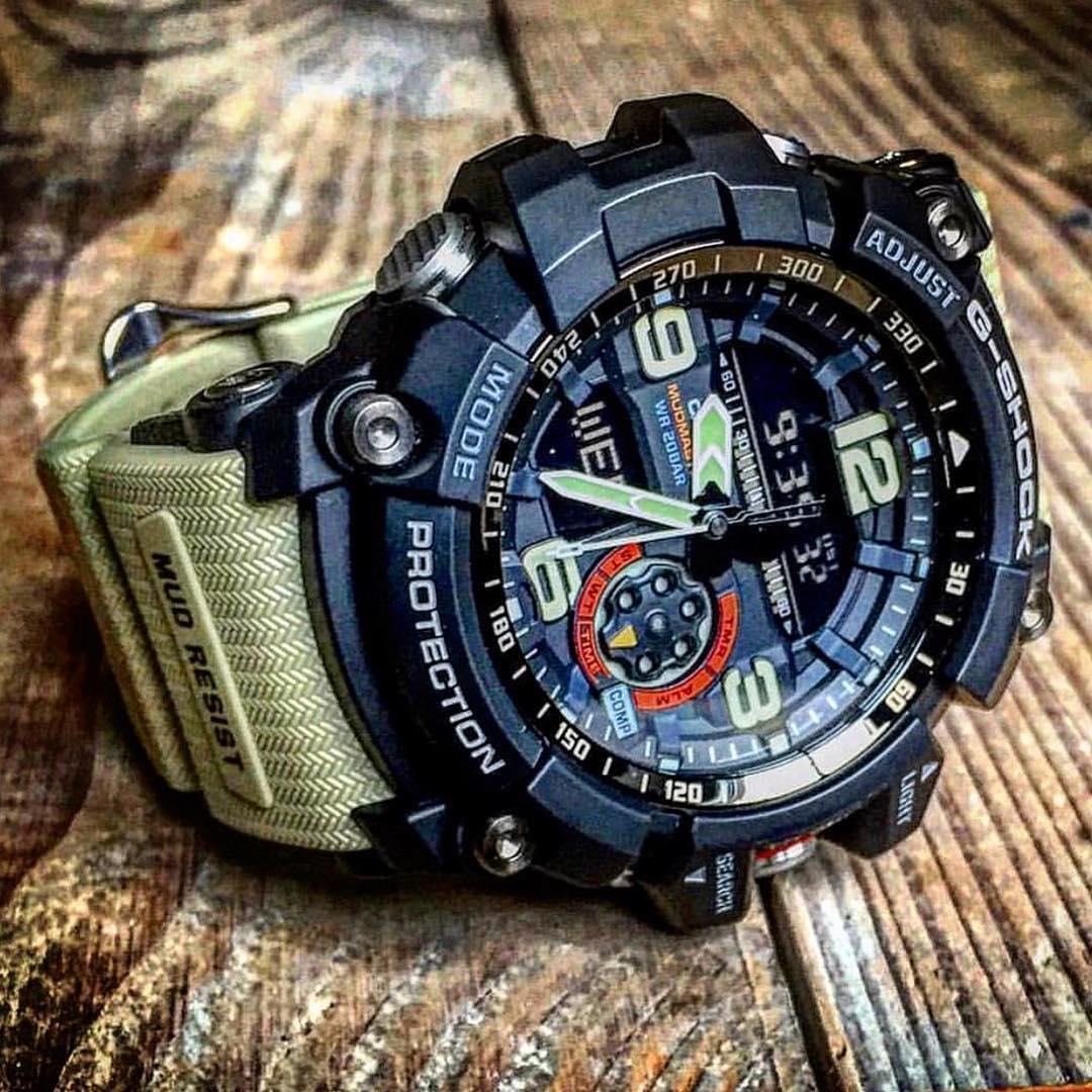 Top 4 đồng hồ Casio G-Shock nam bán chạy nhất năm 2020