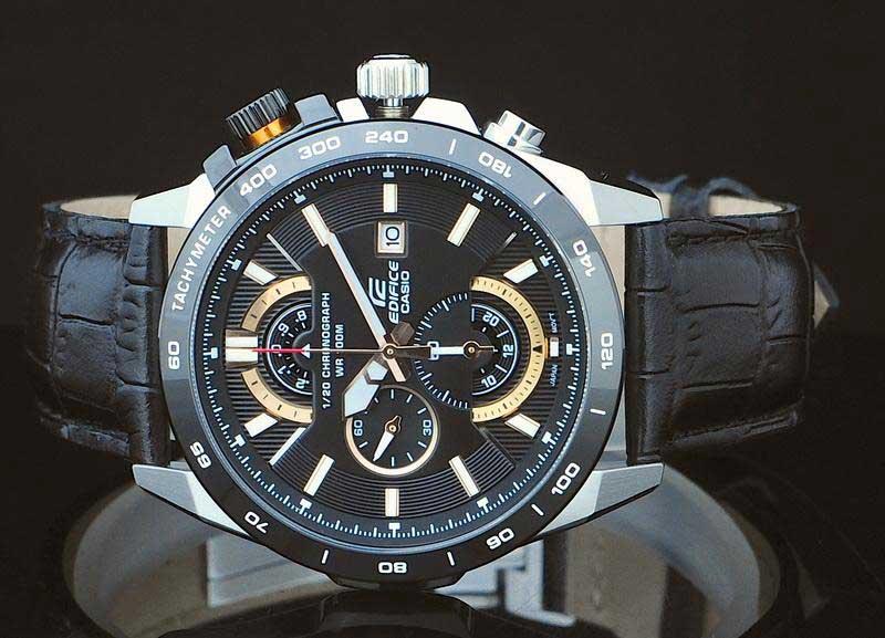 Điểm mặt 3 Mẫu đồng hồ Edifice thời thượng dành cho mọi khách hàng
