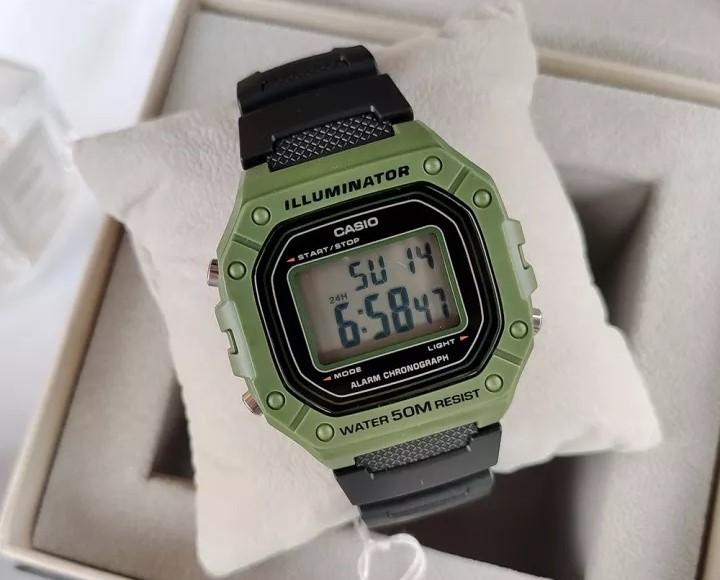 Bạn biết gì về dòng đồng hồ điện tử thể thao của Casio?