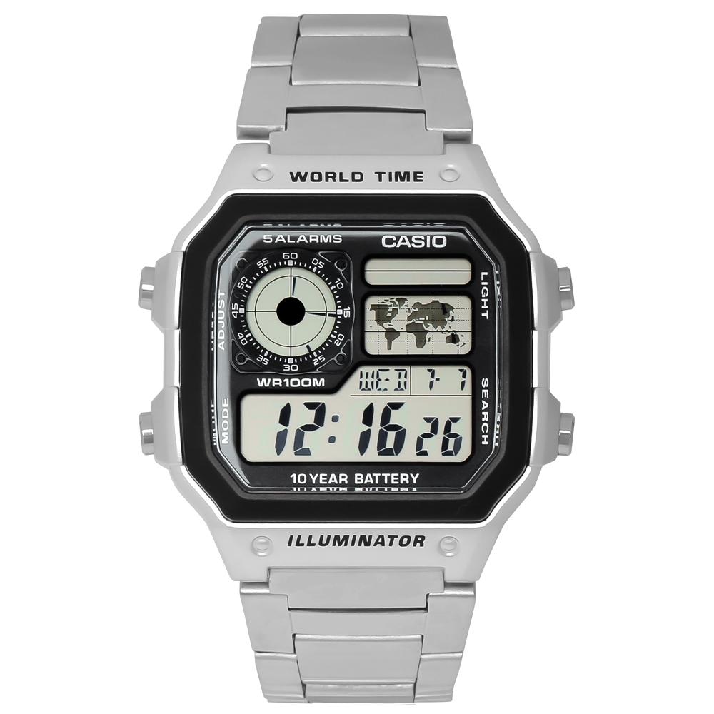 Điểm danh những mẫu đồng hồ nam Casio bán chạy nhất hiện nay