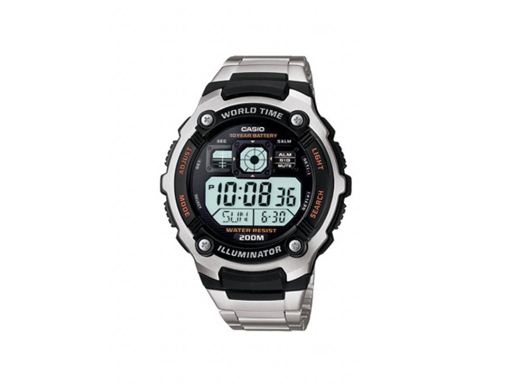 Ngắm nhìn 5 mẫu đồng hồ thể thao Casio World Time mạnh mẽ và nam tính