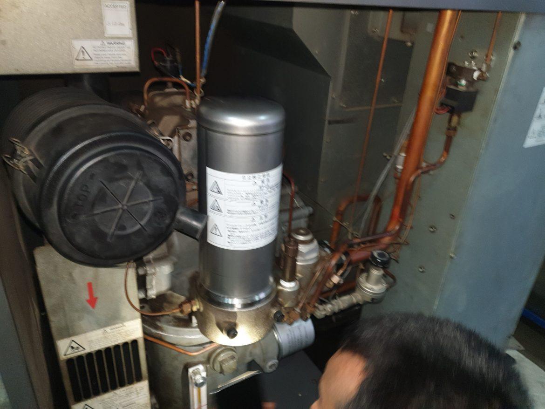 Lưu ý khi bảo dưỡng máy nén khí piston?