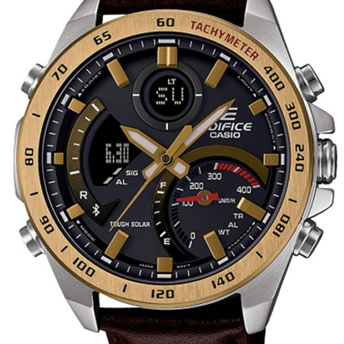 Đánh giá nhanh Seri đồng hồ nam thể thao Casio Edifice ECB-900GL