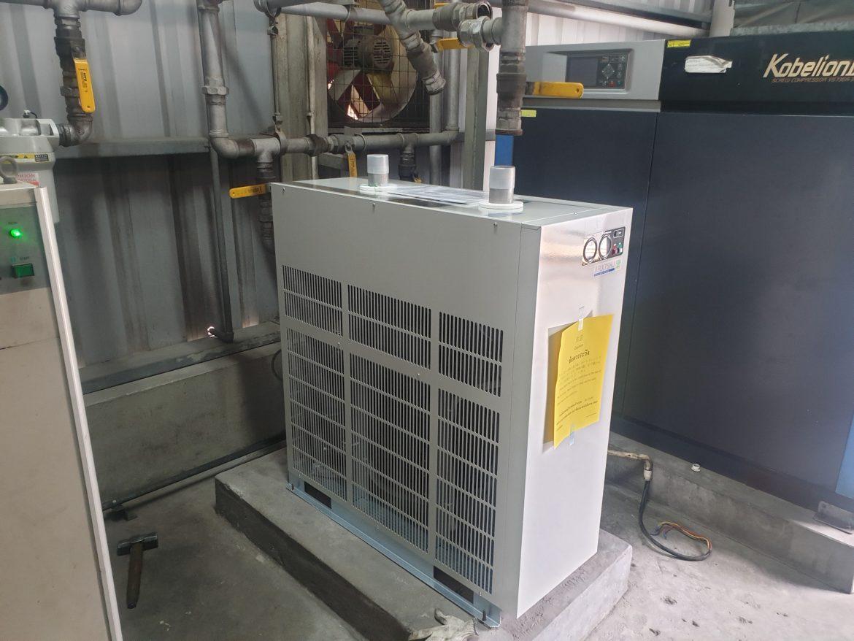 Tìm hiểu thông tin về máy sấy khí nén tác nhân lạnh?