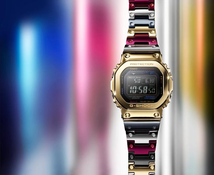 Casio GMW-B5000TR-9 – Đồng hồ điện tử đẹp, đáng mua nhất năm?